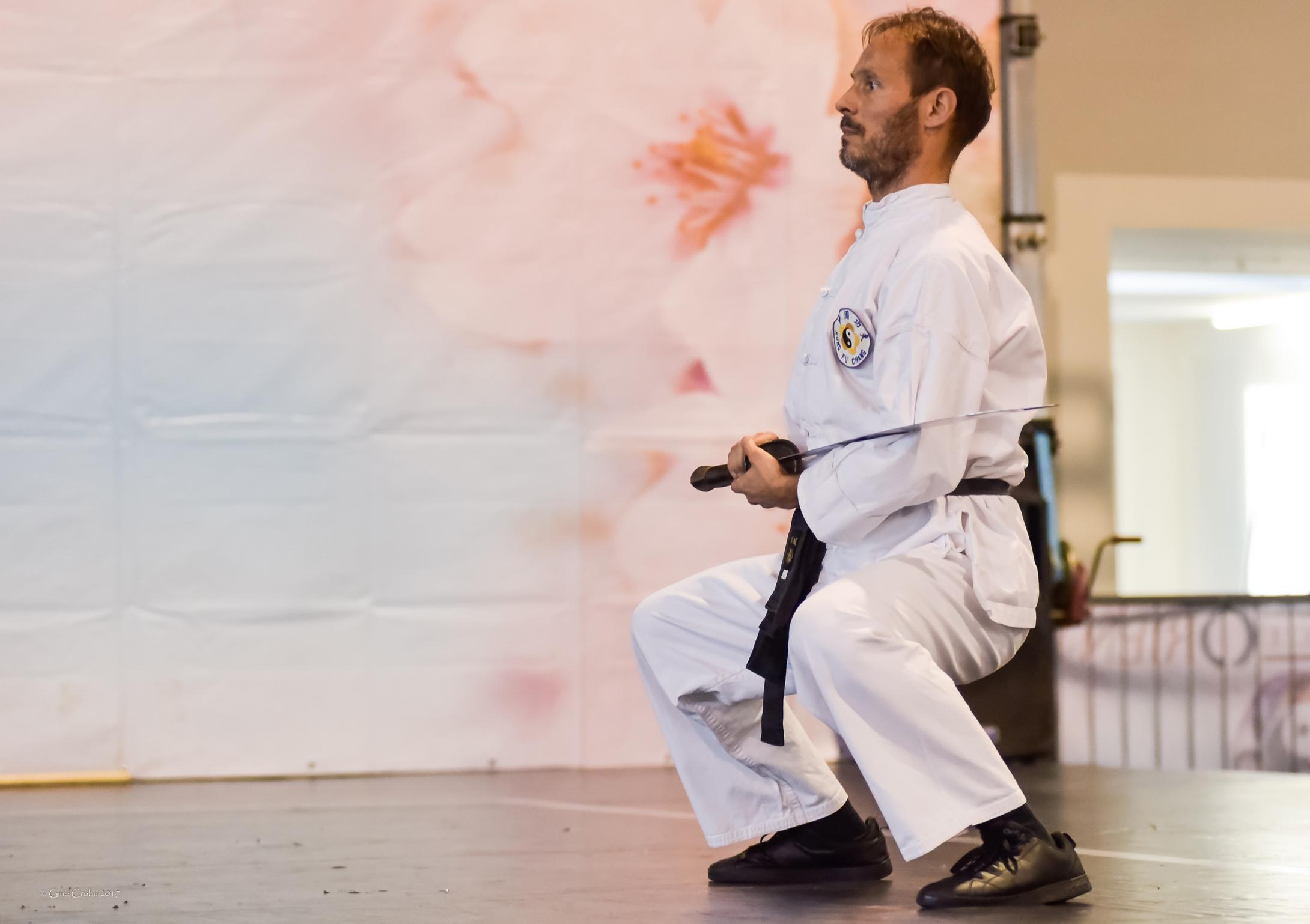 Festival dell'Oriente 2017 - Shaolin - Sciabola