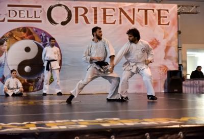 Festival dell'Oriente 2017 - Shaolin - Po-chi 1° Tao