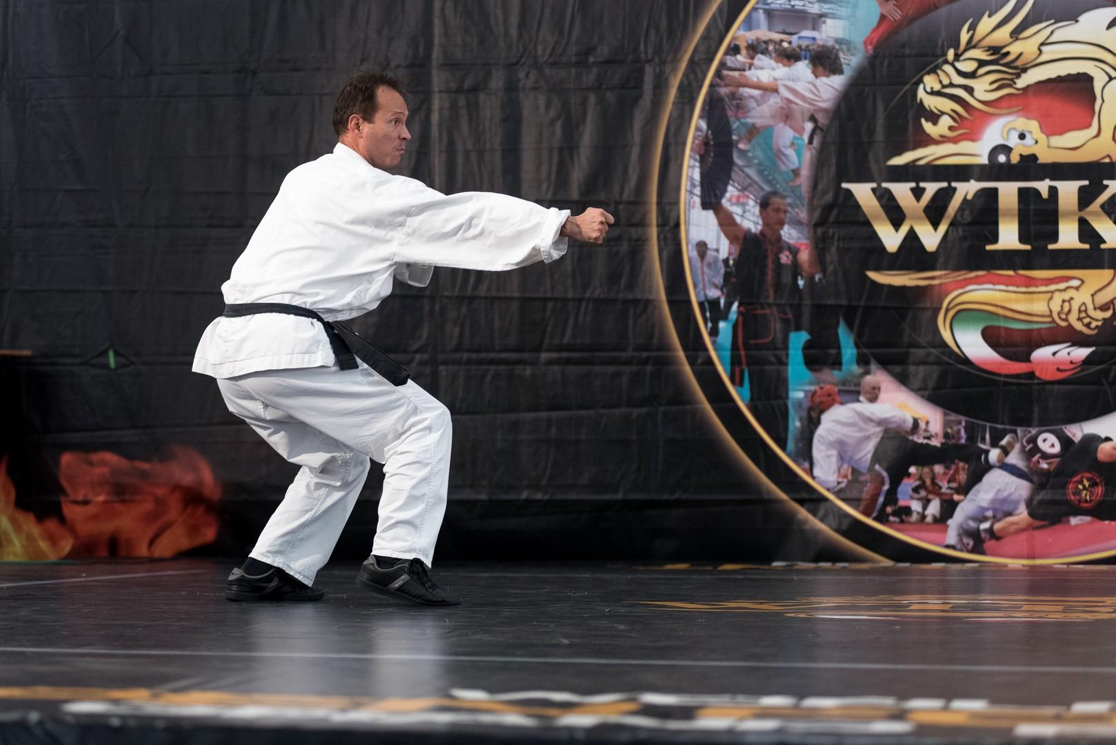 Festival dell'Oriente 2015 - Pa Chi Chuan