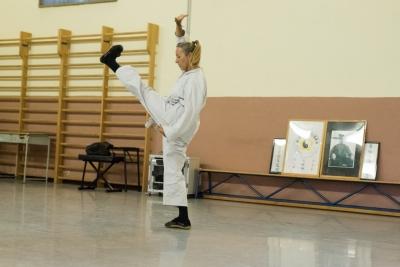 Kung Fu - Shaolin Chuan 2° Lu