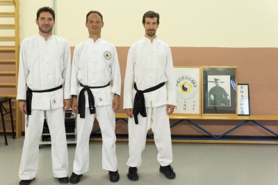 Kung Fu - Gli Istruttori