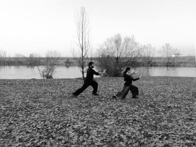 T'ai Chi Ch'uan - 1° Lu in riva al fiume