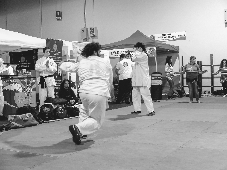 Festival dell'Oriente 2018 - 5° Lu di Shaolin