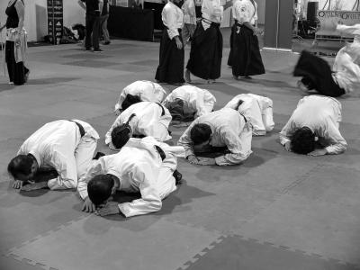 Festival dell'Oriente 2018 - Saluto Kung Fu