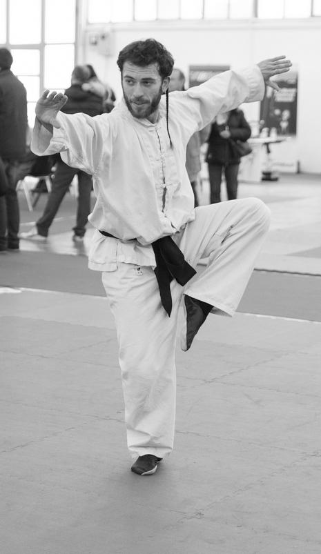 Festival dell'Oriente 2015 - Shaolin Kung Fu