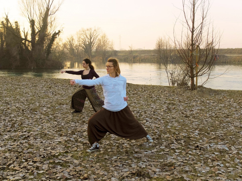 Kung Fu - Shaolin in riva al fiume